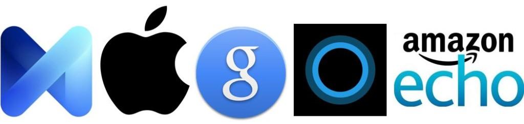 five logos
