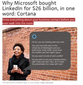 Microsoft Linkedin 1