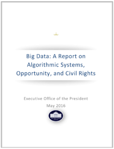 big-data-whitehouse-report
