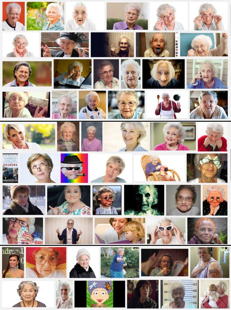 google-grandmas