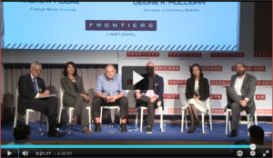 white-house-frontiers-ai-panel